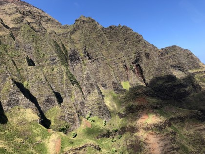 Na Pali Cliffs