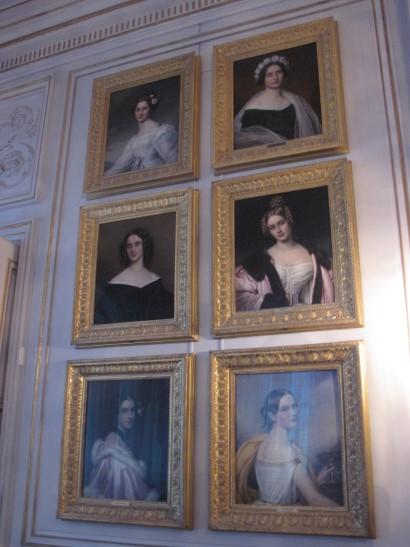 Gallery of Beauties