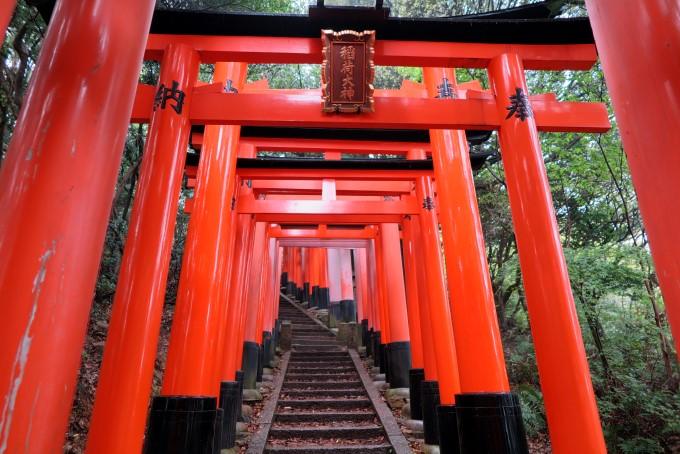 Fushimi Inari Shrin