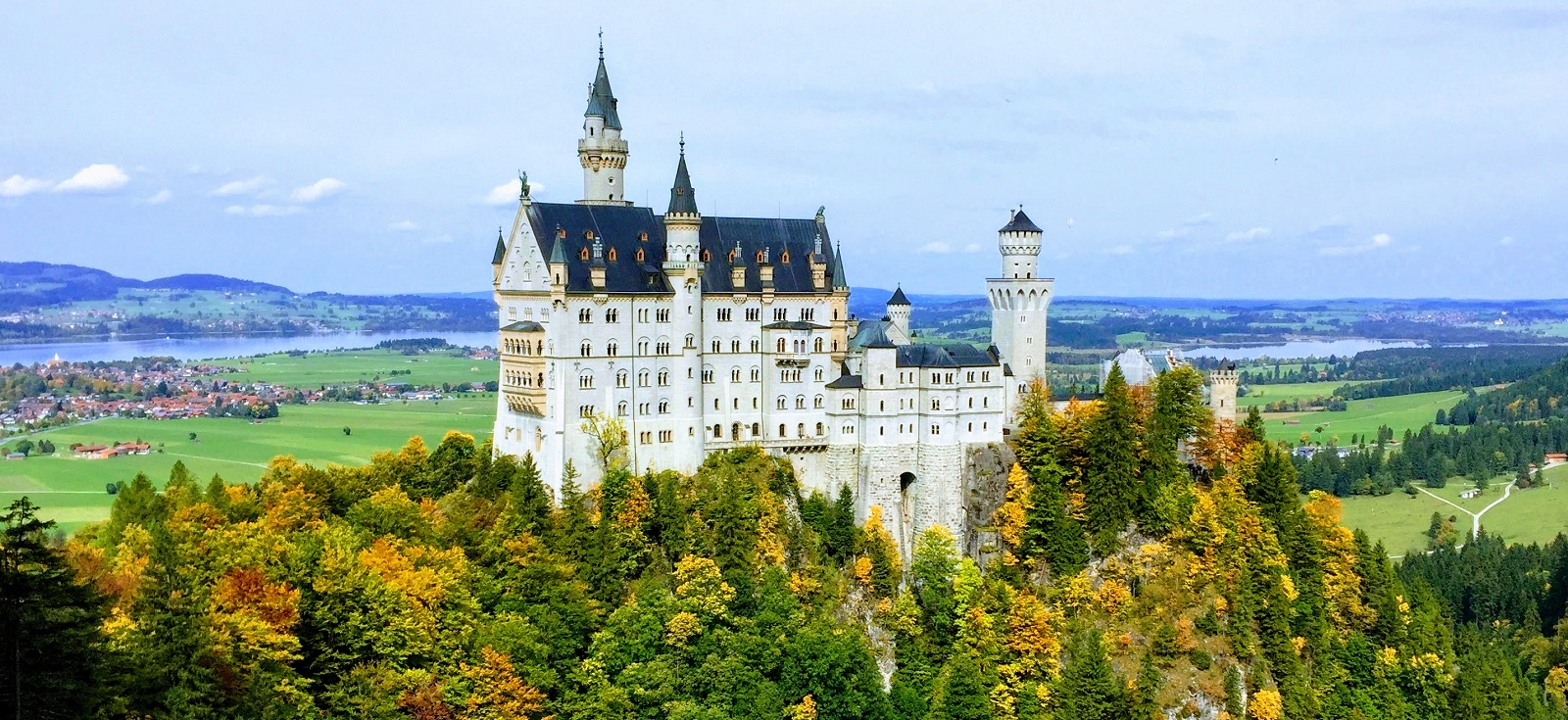 Fairytail Castle SwanstoneCastle #NeuschwansteinCastle Bavaria Germany