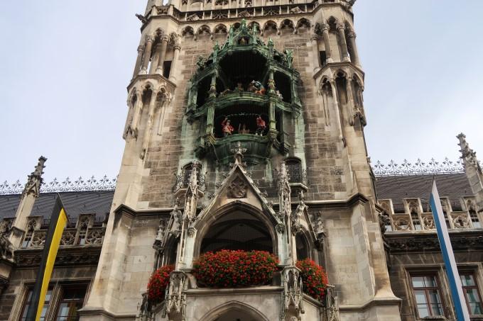 Rathaus-Glockenspiel