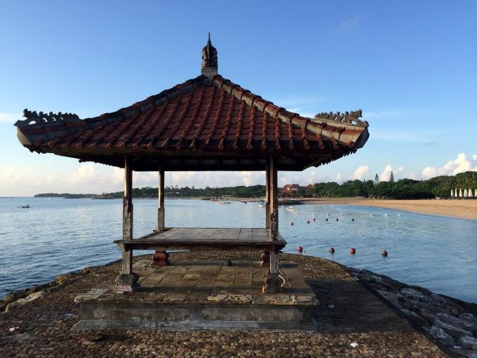 Bali Hut in Tanjung Benoa Nusa Dua