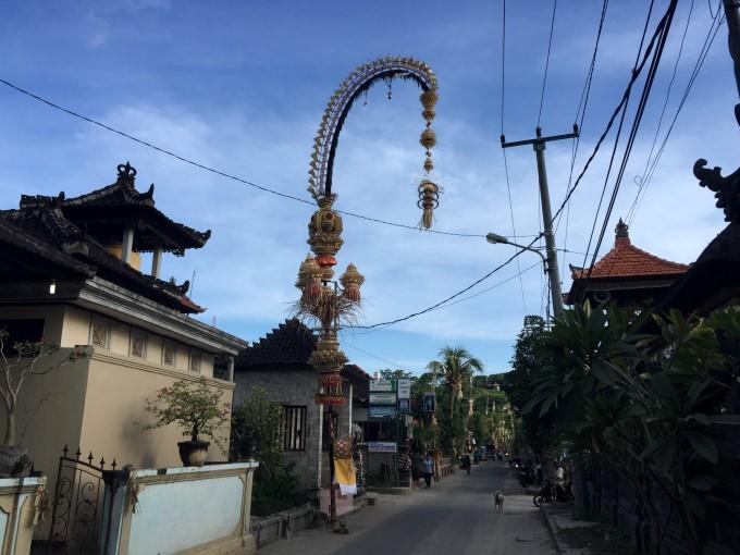 Lembongan Village - Nusa Lembongan