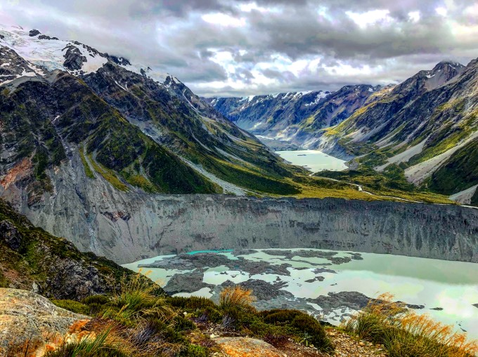 Mount Cook - Sealy Tarns Track