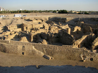 Qal'at al-Bahrain - Ancient Harbour and Capital of Dilmun