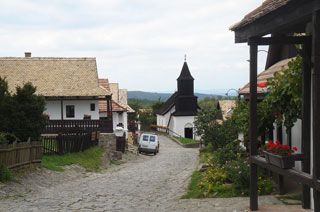 Old Village of Hollóko