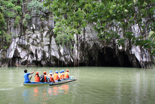 Puerto Princesa Undeground River
