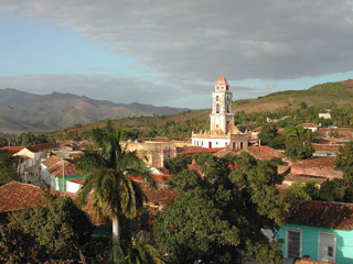 Trinidad and the Valley de los Ingenios
