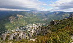 Causses and Cévennes
