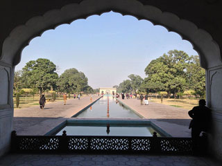 Fort and Shalamar Gardens in Lahore
