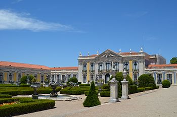 Palace of Queluz