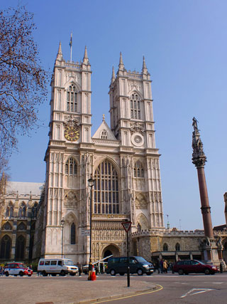 Westminster Palace & Abbey