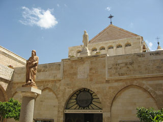 Church of Saint Catherine, Bethlehem
