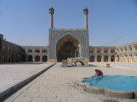 Jameh Mosque and Square of Isfahan