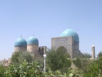 Shakhrisyabz Old Town