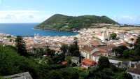 Angra do Heroismo in the Azores
