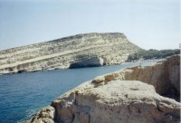 The Caves of Matala