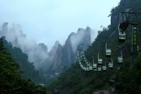 Mount Sanqingshan National Park