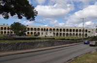 Historic Bridgetown and its Garrison