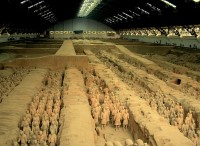 Mausoleum of the First Qin Emperor & Terra Cotta Warriors