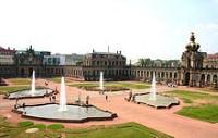 Zwingerof Dresden
