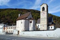 Saint John Abbey, Müstair