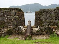 Fort San Lorenzo at Portobelo