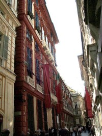 Genoa: Palazzi dei Rolli