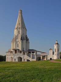 Church of the Ascension, Kolomenskoye