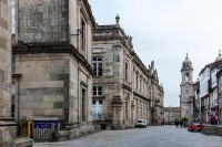 Santiago de Compostela in France