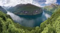 West Norwegian Fjords - Geirangerfjord and Nærøyfjord