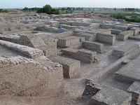 Archaeological Ruins at Moenjodaro