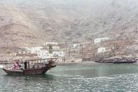 Musandam fjord cruise