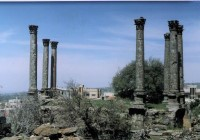 Qanawat Roman Ruins