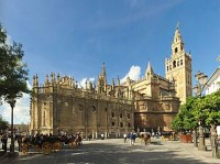 Seville Cathedral & Giralda Tower